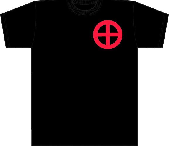 別注TシャツブラックF