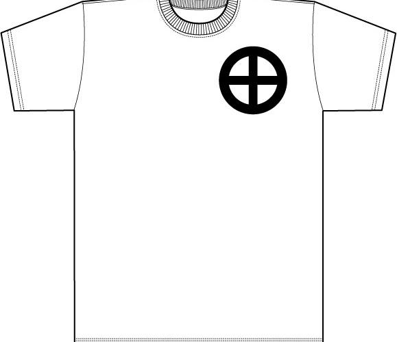 別注TシャツホワイトF
